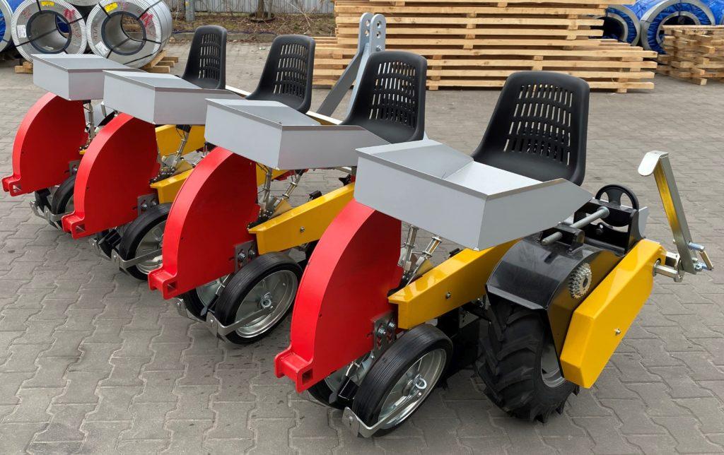machines for planting seedlings